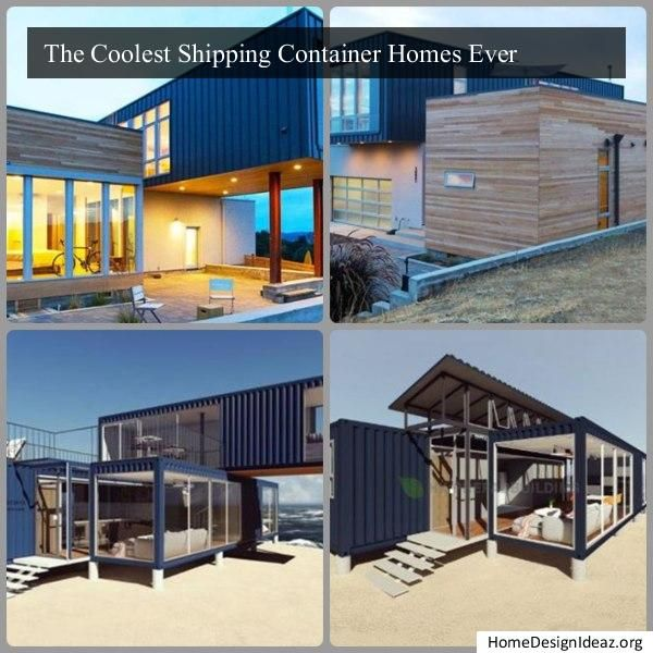 36 Amazing Container Home Designs Container House Design