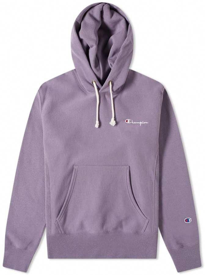 champion sweater logo all over meaning