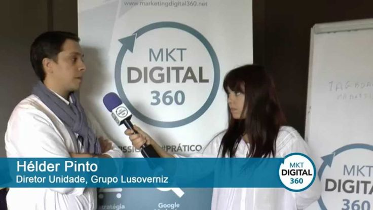 Testemunho de Helder Pinto sobre O Master Marketing Digital 360! Saiba mais em: http://www.marketingdigital360.net/