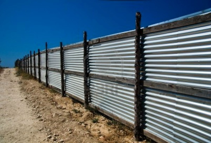 Galvanized Metal Panels : Best images about privacy fence ideas diy on pinterest
