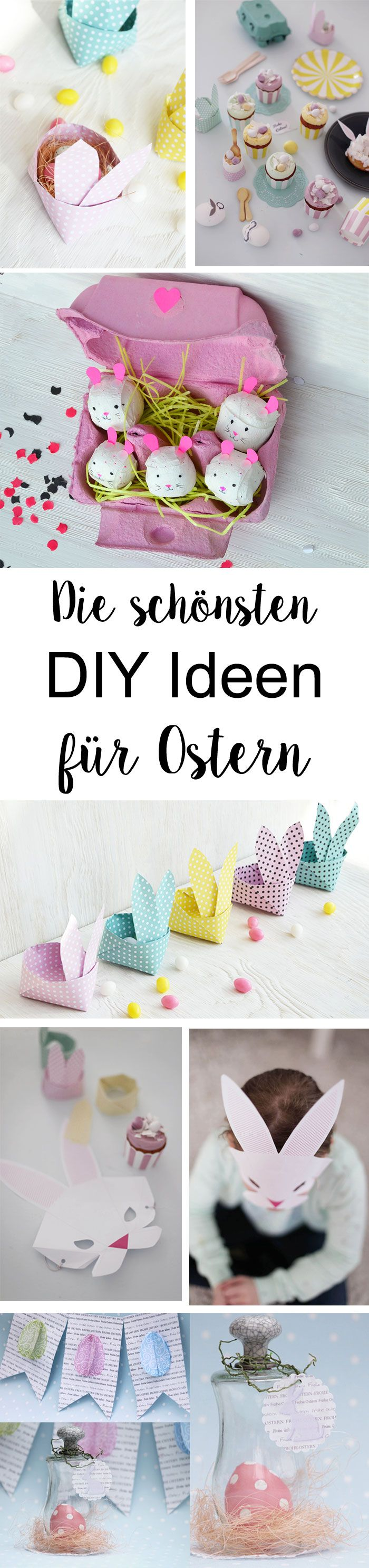 176 best images about ostern mit kindern basteln on - Dekoration ostern ...