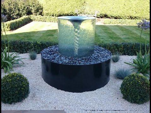 Homemade Tornado How To Make A Vortex Water Fountain You Features Pinterest Garden And