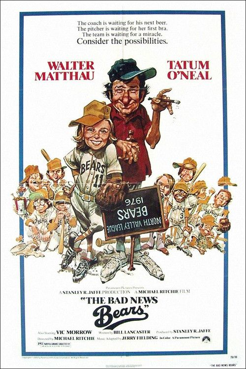 Watch The Bad News Bears 1976 Full Movie Online Free