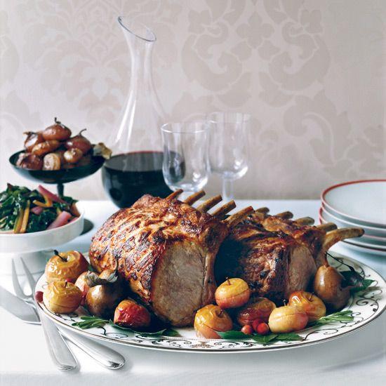 Citrus-Marinated Pork Rib Roast | Recipe