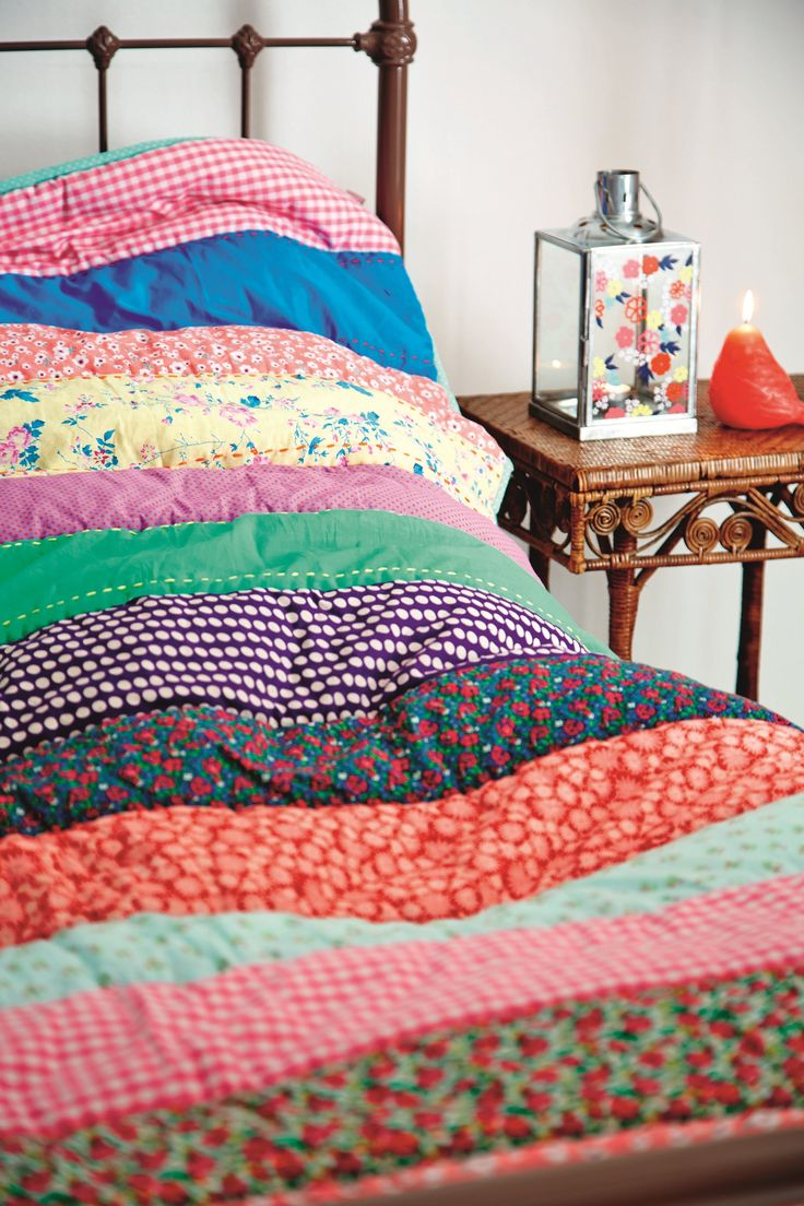 Colorful bed sheets - Rice Denmark Colour Pops For The Home Colorful Beddingcolorful