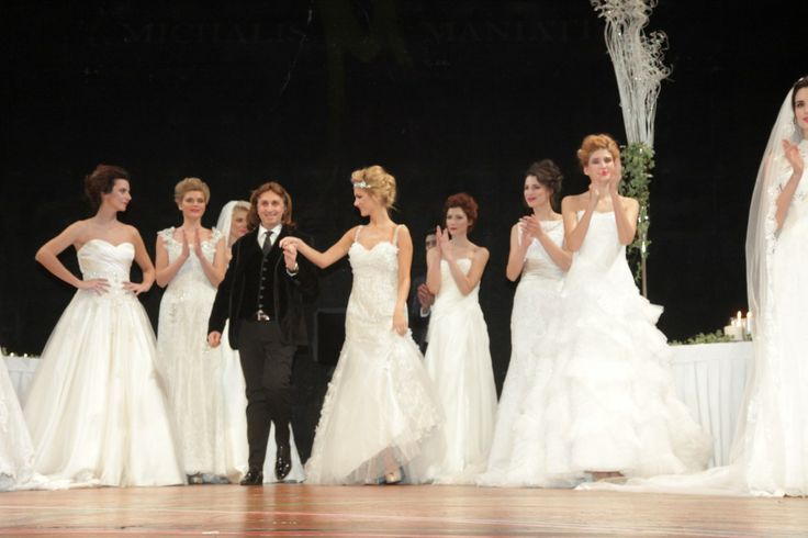 Michalis Maniatis @ Bridal Fashion Week