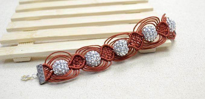 cool cord bracelet instructions