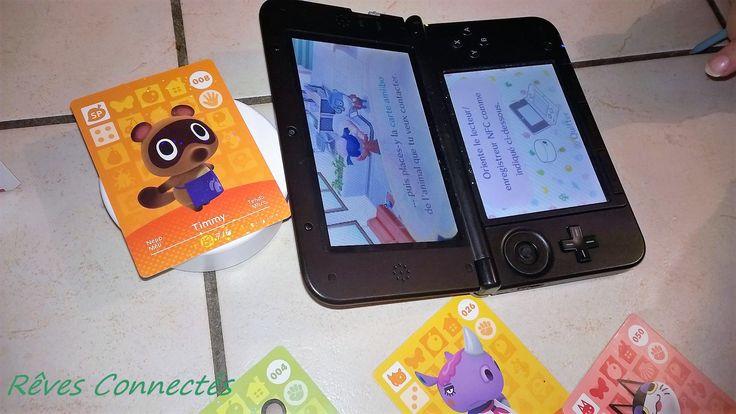 Fans de la série depuis New Leaf sur 3DS, nous ne pouvions passer à côté d'Animal Crossing Happy Home Designer et de ses cartes compatibles Amiibo.