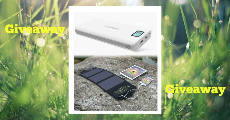 Hiking & Camping Life is giving away a high capacity Solar Panel and Power Bank to one lucky outdoor enthusiast. Click here to enter.