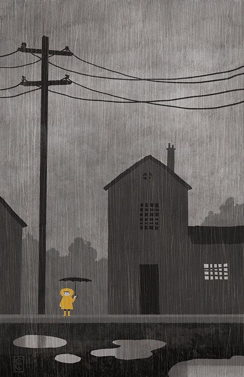 Rainy Day by Corey Egbert