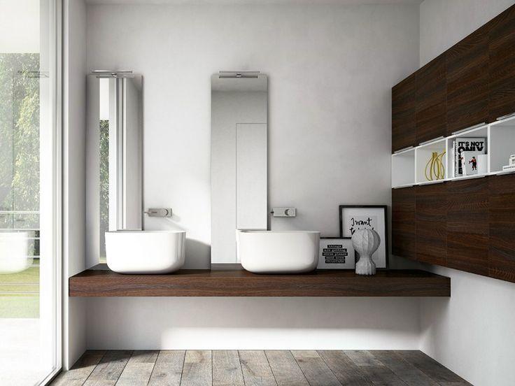 Doppel waschtischunterschrank design  Die besten 25+ Double vanity unit Ideen auf Pinterest | Doppel ...