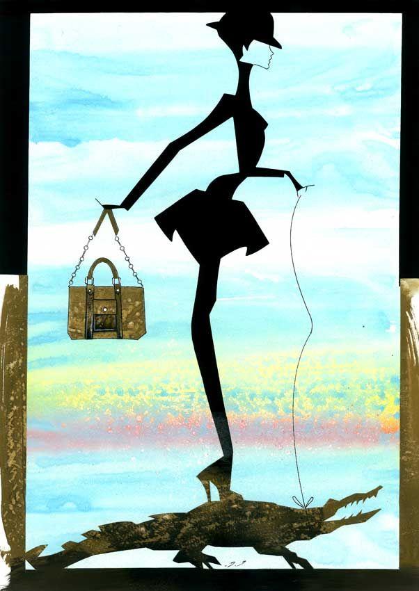 Illustratie in opdracht van W-Korea. (Piet Paris 2007)