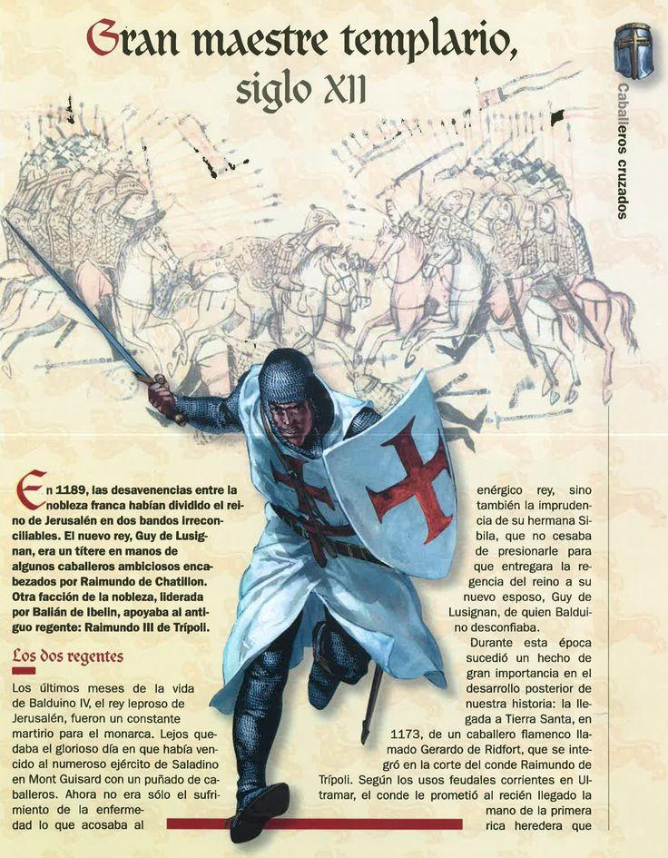 Templarios.                                                                                                                                                                                 Más