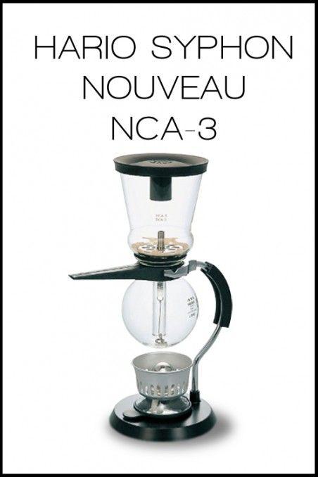 HARIO SYPHON NOUVEAU NCA-3  | OttenCoffee - Mesin Kopi , Coffee Grinder , Barista Tools , Kopi Indonesia