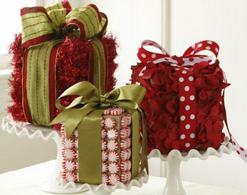 Christmas packages!