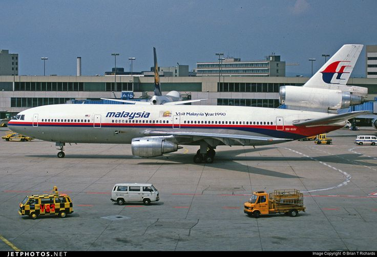 Malaysia Airways McDonnell Douglas DC-10-30