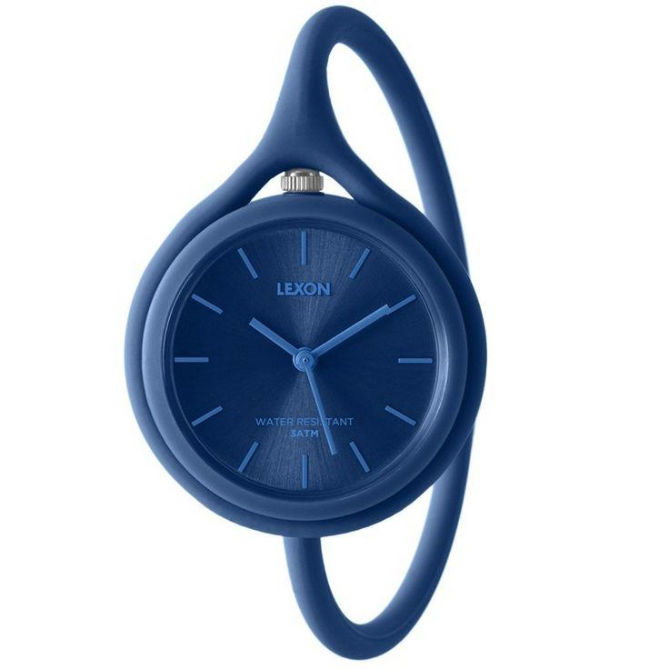 Reloj Lexon Take Silicona Azul http://www.tutunca.es/reloj-lexon-take-silicona-azul