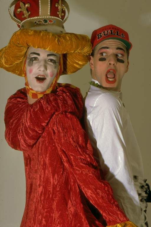 The Artistic Life Is a Long, Lovely Suicide James St James And Michael Alig. Fabulous