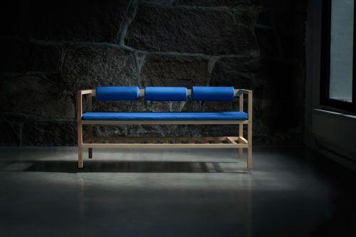 Bench and Blanket   BENKT   by günzler.polmar
