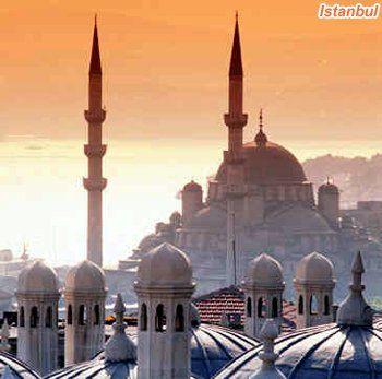 Travel wishlist - Istanbul, Turkey