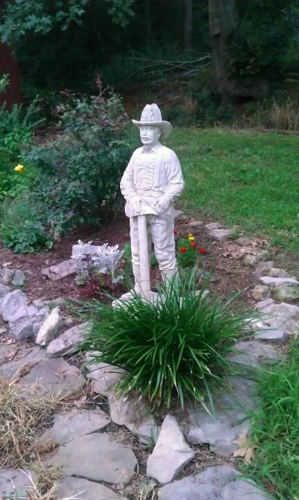 Firefighter Garden Statue Firefighter Ems Stuff