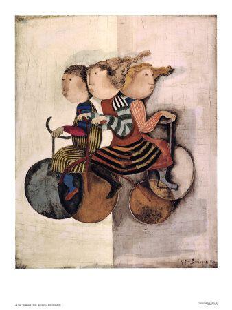 Artist GRACIELA RODO BOULANGER Love her work... have this print