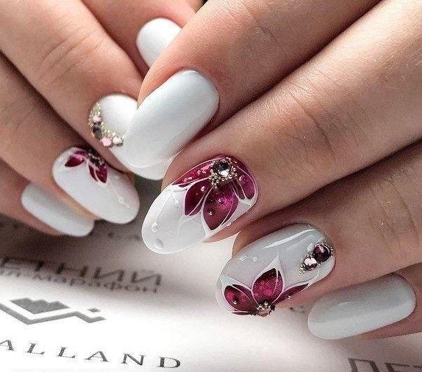 Ideas de manicura  #manicura #belleza #estilo #manicure #beauty #fashion #chic  #beautiful #nail #color