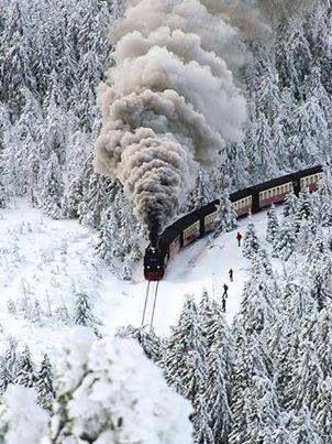 Winter trains