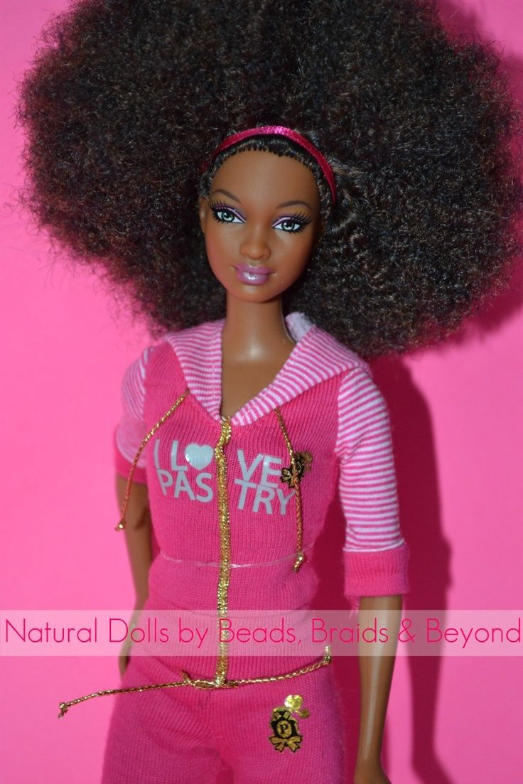 10 Best Black Dolls With Natural Hair Images On Pinterest
