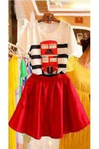 Busway Dress Bahan: Spandek Size: Lebar dada/panjang: 47/85cm Kode Produk: D4805 Harga: Rp. 67.000