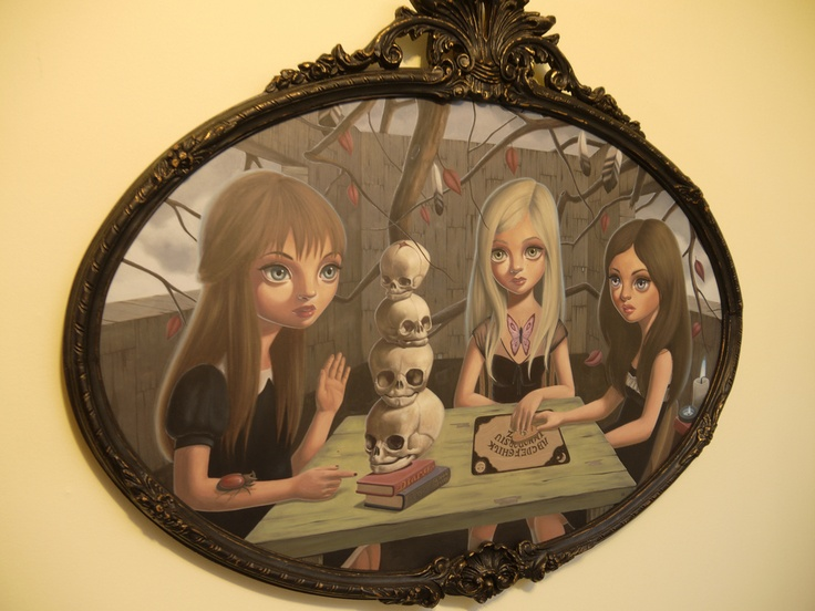The Hypnotist by Ana Bagayan