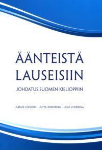 Äänteistä lauseisiin - kirjasi.fi