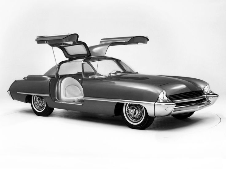 Ford Cougar Concept Car (1962)