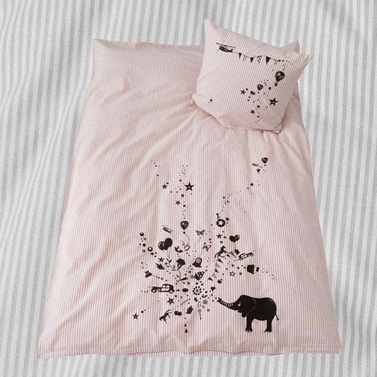 #dekbedovertrek #Bed linen Rose   MisseMai