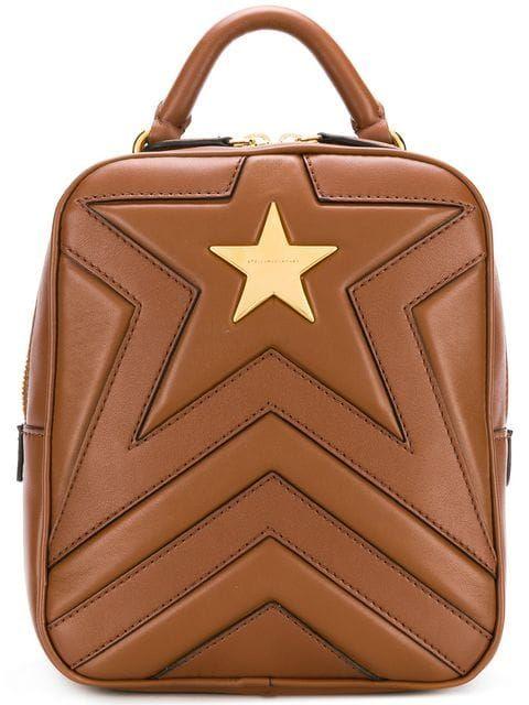 c075fc9e5756 Shop Stella McCartney Stella Star backpack