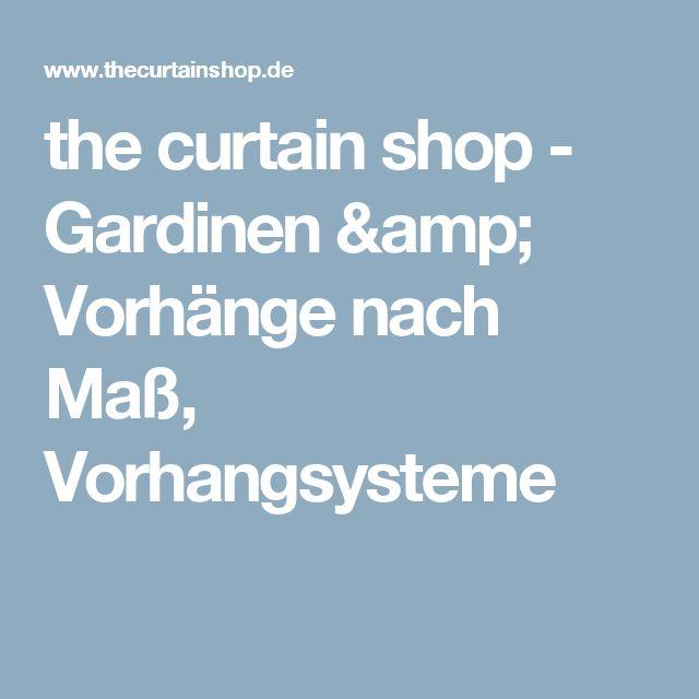 Erstaunlich Best 25+ Gardinen shop ideas on Pinterest   Shabby shop, Chic  YF11