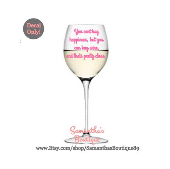 Inspirational Non Spill Wine Glasses