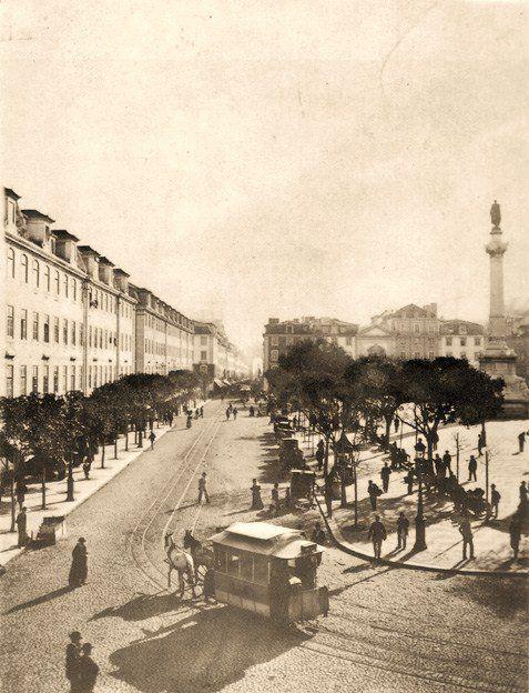 Rossio ( XIX)