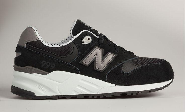 new balance 999 black and grey