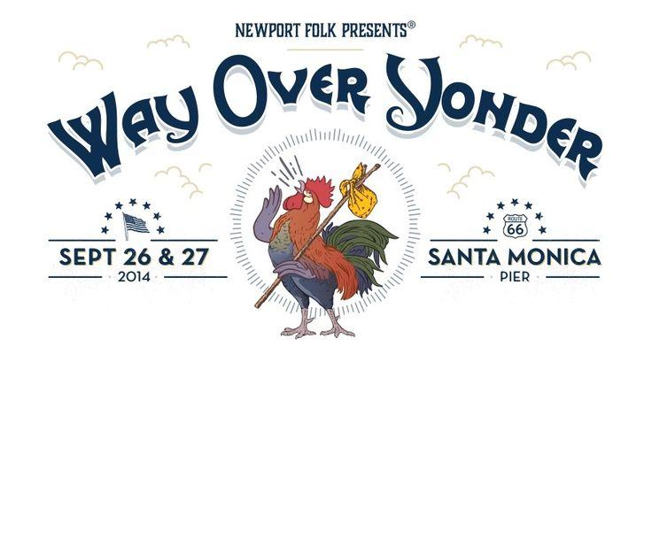 Way Over Yonder Festival Line Up 2014