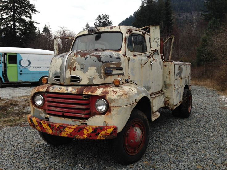 1948 FORD F5 COE cabover crewcab Coleman 4x4 Conversion Coast Gaurd Boom Truck - Classic Ford Other 1948 for sale