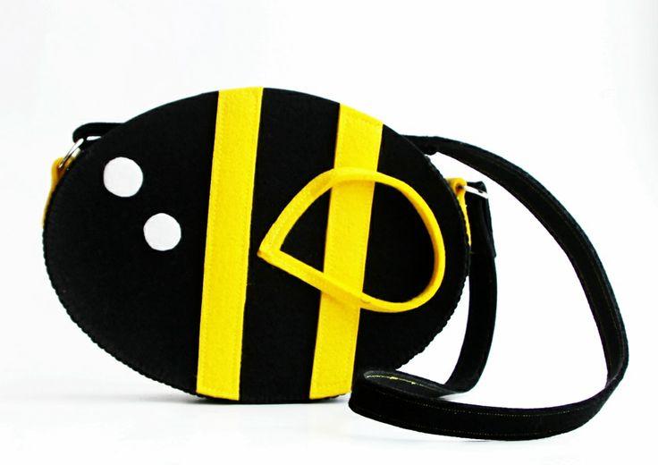 bzzz - sweet bag for a little girl