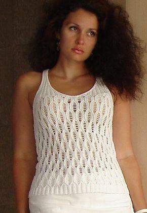2569 Best Tops Tanks Summer Wear Images On Pinterest Knitting