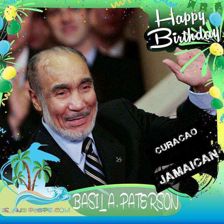 Happy Birthday Basil A. Patterson!!! NYC political leader & labor lawyer was born of Curaçao & Jamaican descent!!! Today we celebrate you!!! #BasilAPatterson #islandpeeps #islandpeepsbirthdays #harlem #laborlawyer #activist #RIP (April 27, 1926 - April 16th 2014)