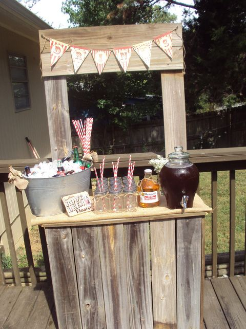 """Photo 1 of 31: Old fashion carnival / Birthday """"Ava's Vintage Carnival Birthday""""   Catch My Party"""