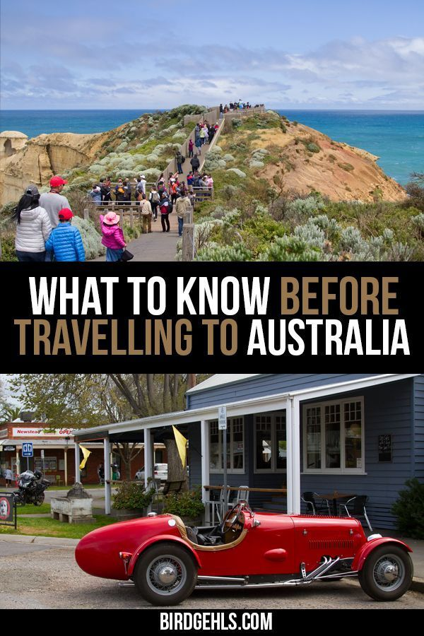 Visiting Australia Make Sure You Get The Right Visa Purchase
