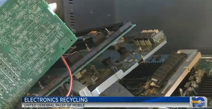 FOX10 News | WALA (Video Above: Fox10 features the United Cerebral Palsy of Mobile's drive to recycle old electronics) MOBILE, Ala. — A Mobile, Alabama, non-profit is accepting old electronics[...]