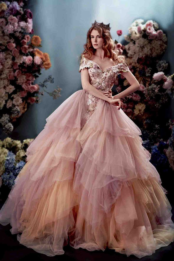 be4cb1d5f92cf Stunning! 954-462-3222. #fashion #bridal #couture | YSA Makino ...
