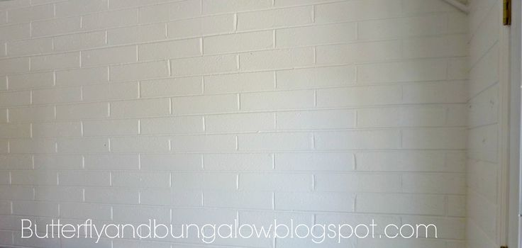 17 best ideas about painting concrete walls on pinterest - Painting interior concrete walls ...