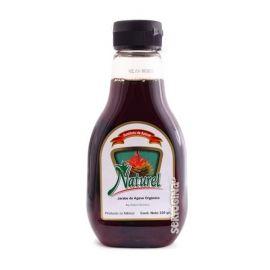 Сироп агавы темный Naturel bio, 330 г  Этот сироп агавы также получают из натурального сока голубой агавы. Темный - потому что дополнительно обогащен инулином, а значит, еще больше заботится об иммунитете и пищеварении. По вкусу напоминает карамельных петушков :) Имеет низкий гликемический индекс.